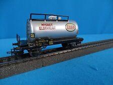 Marklin 4524 SJ Tanker car MYCKET ELDFARLIGHT