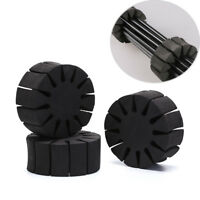 3pcs archery arrow holder foam round rack 12 separator quiver protection bow