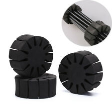 3Pcs Archery Arrow Holder Foam Round Rack 12 Separator Quiver Protection Bow D2V