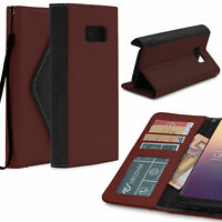 Urcover® Samsung Galaxy S8 Schutz Hülle Karten & Geld Fach Case Cover Etui