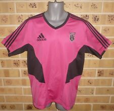 New Large Mens Stade Français CASG French Rugby Union Jersey Adidas Shop Quality