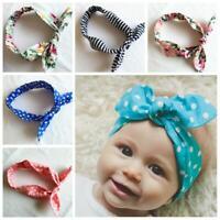 enfants fleur les filles bambin bébé bandeau bande de cheveux coiffure réglable
