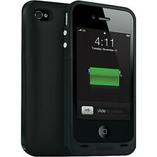 Mophie Juice Pack Plus Battery Case for iPhone 4/4S, Black