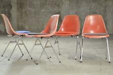 Vintage Chaises en fibre verre années 60 Eames Panton Knoll