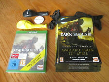 Dark Souls III PROMO SET – Xbox One ~ NEW & SEALED (Full Game & Shop Retail Kit)