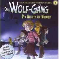 DIE WOLF-GÄNG - VOL.3 DER WÄCHTER DER WAHRHEIT!  CD HÖRSPIEL KINDER NEU