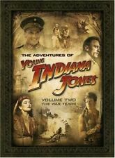 The Adventures of Young Indiana Jones, Volume Two - The War Years NEW!