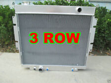 3 ROWS aluminum radiator Fit 1983-1994 Ford F-250 F-350 Pickups 6.9 7.3 V8