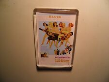 ELVIS PRESLEY   LIVE A LITTLE LOVE A LITTLE    FILM POSTER  FRIDGE MAGNET