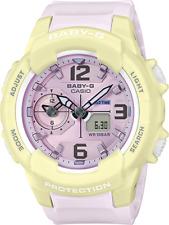 CASIO Baby-G Pastel Lavender Yellow Watch BGA230PC-9B