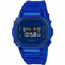 Reloj Casio G-SHOCK DW-5600SB-2ER - Color Skeleton Serie - Azul Semitransparente