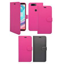 Fundas y carcasas Para OnePlus 5T de piel sintética para teléfonos móviles y PDAs OnePlus