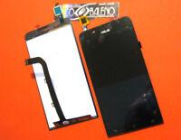 DISPLAY LCD+TOUCH SCREEN per ASUS ZENFONE GO ZC500TG SCHERMO Z00VD VETRO NERO