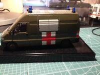 Giocher Fiat Ducato Esercito Italiano Ambulanza 1/43
