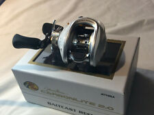 Fishing Reels-NEW BASS PRO CARBONLITE 2.0 BAITCAST REEL