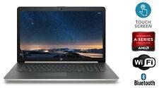 "HP 17.3"" Touchscreen Laptop Computer 12GB 1TB 3.70GHz AMD Turbo Core Bluetooth +"