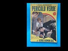 PERICOLO VERDE (I GIALLI MONDADORI nr. 185)