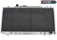 2 Row Aluminum Radiator For 1990-1993 Toyota Celica ST185 GT-4 1991 1992 1993