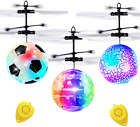 3 Pack Flying Ball Kids RC Toys, Holiday Toy Christmas Gifts for Boys Girls Hand