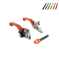 CNC Pivot Foldable Brake Clutch Lever Air Vent for KTM SX XC XCF XCW EXC 250-530