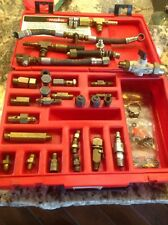 Snap-On Tools FUEL INJECTION ADAPTER SET For IMPORTS PLUS MORE!