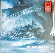 """RAMMSTEIN - ROSENROT - 180 GRAM VINYL - 2 LP SET """" NEW, SEALED """" REMASTERED"""