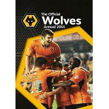 Wolverhampton Wolves Yearbook 2014 New English Premier League