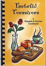 *MINNEAPOLIS MN 2007 MESSERLI & KRAMER PA EMPLOYEES COOK BOOK TASTEFUL TREASURES