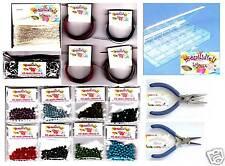 BIGIOTTERIA- kit completo per creare gioielli Swarovski