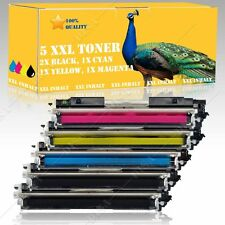 5 x Non-OEM Toner Alternative For HP LaserJet 100 Color MFP M 175 R DS-24