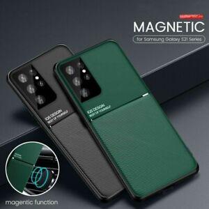 Hülle Für Samsung S21 Ultra S20 FE S20+ A12 A52 Schutzhülle + Glas Slim Tasche
