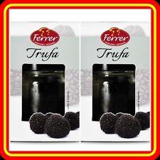 2 X 12 gr = 24 gr -  X SPANISH BLACK TRUFFLE / TRUFFLES