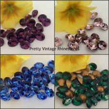 Swarovski Oval Jewellery Beads