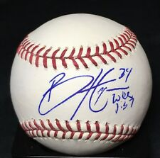 Bryce Harper Philadelphia Phillies/Nats Signed OML Baseball JSA Authenticated