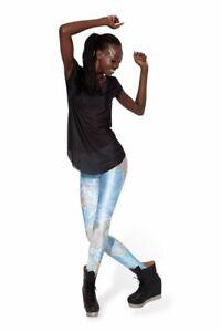 Black Milk Clothing - World Map Leggings S
