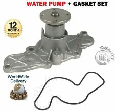 FOR FORD PROBE MAZDA 626 MX6 XEDOS 6 2.5 V6 1991-> NEW WATER PUMP + GASKET