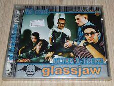 GLASSJAW Hi-End Ultra X-Treme SEALED CD RARE Worship & Tribute + Everything OOP