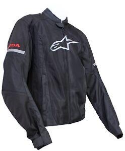 Alpinestars T-Faster Air Honda Men's Biker Jacket Airy Summer Mesh Jacket