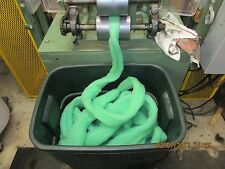 Light Green - Hand-dyed Texel Wool Roving Felt Spin Knit Craft! - 4 oz bags