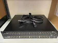 One Ubiquiti Networks EdgeSwitch 48 Port PoE Gigabit Switch ES-48-500W