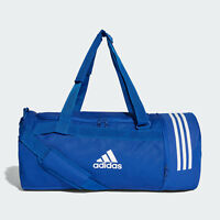 95a85b0a281d Adidas Convertible Duffel Bag to Backpack Blue Expandible Inside Blue Size M