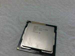 Intel Core I5 - 2500 K / 3,30 GHZ