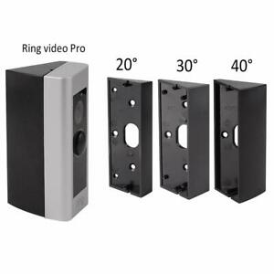 Angle Mount for Ring Video Doorbell Pro Wall Plate Bracket Wedge for Ring Pro