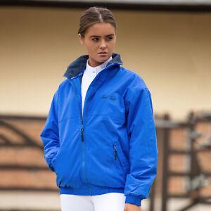 Mark Todd Adults Warm Showerproof Fleece Lined Blouson Jacket All Colours XS-XL
