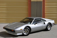 1980 Ferrari 308 308 GTBI 13K Miles Rare Color