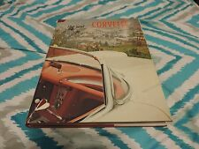 The Real Corvette An Illustrated History of Chevrolet's Sports Car by Ray Miller