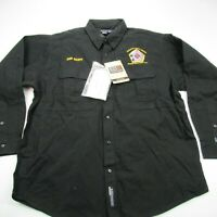 5.11 Tactical Series Polo Shirt Mens XL Long Sleeve Official Incident Team NWT