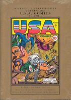 Marvel Masterworks Golden Age USA Comics HC (2007) Marvel - Vol #1, NM (New)
