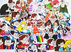 Gravity Falls - 39 Piece Sticker Set - UK Dispatch