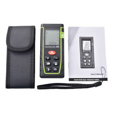 40m/131ft Digital Laser Meter Finder Range Tester Tape Measure Diastimeter BI529